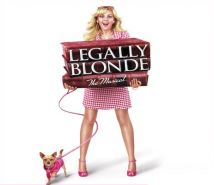 Legally Blonde Musical Lyrics