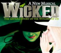 Wicked Musical Lyrics